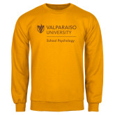 Gold Fleece Crew-School of Psychology Vertical