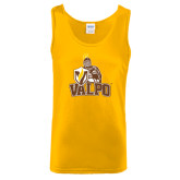 Gold Tank Top-Official Logo