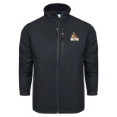 Columbia Ascender Softshell Black Jacket-Official Logo