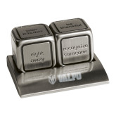 Icon Action Dice-Flat Valpo Shield Engraved