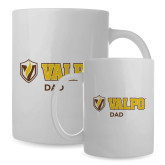 Full Color White Mug 15oz-Dad