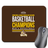 Full Color Mousepad-2017 Mens Basketball Champions Stacked