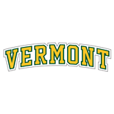 Extra Large Decal-Arched Vermont, 18 in W