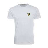 SoftStyle White T Shirt-Official Logo