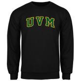 Black Fleece Crew-Arched UVM