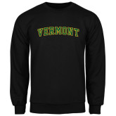 Black Fleece Crew-Arched Vermont