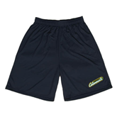 Performance Classic Black 9 Inch Short-Slanted Vermont Catamounts