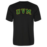 Syntrel Performance Black Tee-Arched UVM