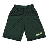 Performance Classic Dark Green 9 Inch Short-Slanted Vermont Catamounts