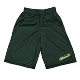 Performance Classic Dark Green 9 Inch Short-Slanted Vermont Catamounts