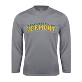 Syntrel Performance Steel Longsleeve Shirt-Arched University of Vermont