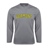 Syntrel Performance Steel Longsleeve Shirt-Arched Vermont