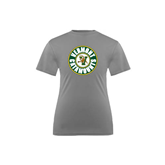 Youth Syntrel Performance Steel Training Tee-Vermont Catamounts Circle