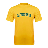 Syntrel Performance Gold Tee-Arched Catamounts