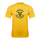 Syntrel Performance Gold Tee-Field Hockey