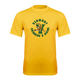 Syntrel Performance Gold Tee-Swimming and Diving