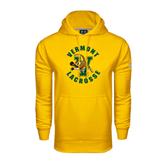 Under Armour Gold Performance Sweats Team Hoodie-Lacrosse