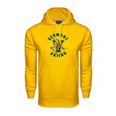 Under Armour Gold Performance Sweats Team Hoodie-Skiing