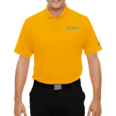 Under Armour Gold Performance Polo-Arched Vermont Catamounts