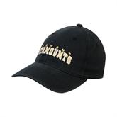 Black OttoFlex Unstructured Low Profile Hat-Arched Vermont Catamounts