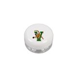 White Peppermint Plastic Jar-Official Logo