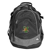 High Sierra Black Titan Day Pack-Official Logo
