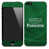 iPhone 5/5s/SE Skin-Parkside Wordmark Vertical