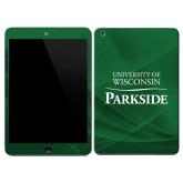 iPad Mini 3/4 Skin-Parkside Wordmark Vertical