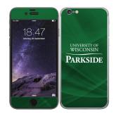 iPhone 6 Skin-Parkside Wordmark Vertical