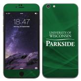 iPhone 6 Plus Skin-Parkside Wordmark Vertical