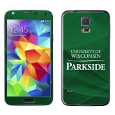 Galaxy S5 Skin-Parkside Wordmark Vertical