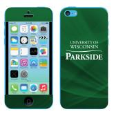 iPhone 5c Skin-Parkside Wordmark Vertical