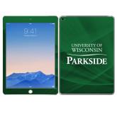 iPad Air 2 Skin-Parkside Wordmark Vertical