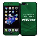 iPhone 7/8 Plus Skin-Parkside Wordmark Vertical