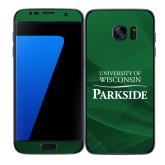Samsung Galaxy S7 Edge Skin-Parkside Wordmark Vertical