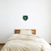 1 ft x 1 ft Fan WallSkinz-Athletic Bear Head