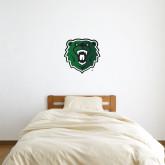 2 ft x 2 ft Fan WallSkinz-Athletic Bear Head