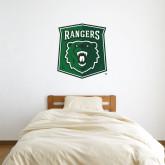3 ft x 3 ft Fan WallSkinz-Primary Athletic Mark