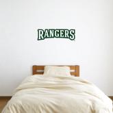 1 ft x 3 ft Fan WallSkinz-Rangers Wordmark