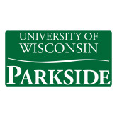 Large Decal-Parkside Wordmark Vertical, 12 inches wide