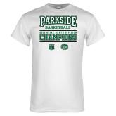 White T Shirt-Championships
