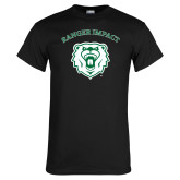 Black T Shirt-Ranger Impact Arched over Bear Head