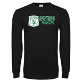 Black Long Sleeve T Shirt-Defend The Den
