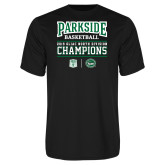 Performance Black Tee-Championships