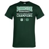 Dark Green T Shirt-Championships
