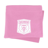 Pink Sweatshirt Blanket-Primary Athletic Mark