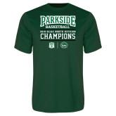 Performance Dark Green Tee-Championships