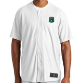 New Era White Diamond Era Jersey-Primary Athletic Mark
