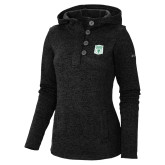 Columbia Ladies Darling Days Black Pullover-Primary Athletic Mark