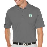 Callaway Opti Dri Steel Grey Chev Polo-Primary Athletic Mark
